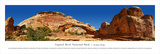 Capitol Reef National Park 2 - Hickman Bridge Prints by James Blakeway
