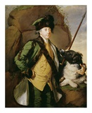 John Whetham of Kirklington Poster by Joseph Wright