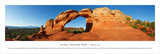 Arches National Park 2 - Broken Arch Prints by James Blakeway