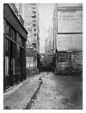 Paris, 1860-1870 - Rue Tirechappe Prints by Charles Marville