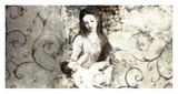 Madonna and Child (after Van Dyck) Prints by Simon Roux