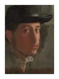 Self-portrait Prints by Edgar Degas