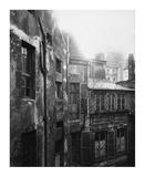 Paris, 1922 - Cour de Rohan Poster by Eugene Atget