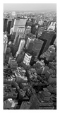 Skyscrapers in Manhattan III Prints by Vadim Ratsenskiy