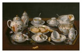 Still Life: Tea Set Prints by Jean-Etienne Liotard