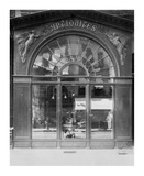 Paris, 1902 - Antique Store, rue du Faubourg-Saint-Honore Poster by Eugene Atget