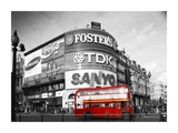Piccadilly Circus Prints by Pawel Libera