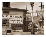 Street Scene, New Orleans, Louisiana, 1935 Posters by Walker Evans
