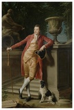 Portrait of John Talbot, later 1st Earl Talbot Posters af Pompeo Batoni