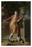 Portrait of John Talbot, later 1st Earl Talbot Plakater af Pompeo Batoni