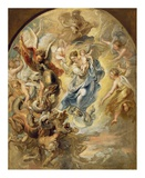 The Virgin as the Woman of the Apocalypse Prints by Peter Paul Rubens