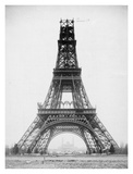 The Eiffel Tower, November 23, 1888 Posters by Louis-Emile Durandelle