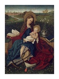 The Madonna of Humility Posters by Robert Campin
