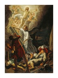 The Resurrection Posters by Pieter Lastman