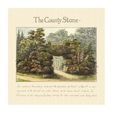The Country Stone, 1813 Prints by Humphry Repton