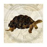 Steam Punk Turtle II Print by Pam Ilosky