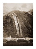 The Devil's Slide, Utah, 1873-1874 Posters by Carleton Watkins