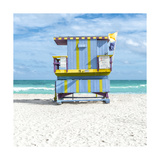 Miami Beach III Prints by Richard Silver