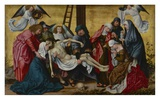 The Deposition Posters by Rogier van der Weyden