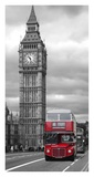 Under the Big Ben Prints by Vadim Ratsenskiy