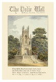 The Holie Well, 1813 Posters by Humphry Repton