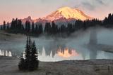 Rainier Reflection Photo by  PhotoDF