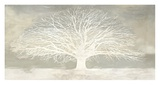 White Tree Prints by Alessio Aprile