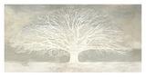 White Tree Prints by Alessio Aprile