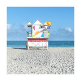 Miami Beach V Prints by Richard Silver