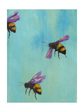 Pollinators III Premium Giclee Print by Mehmet Altug
