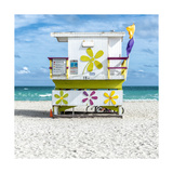 Miami Beach VII Prints by Richard Silver