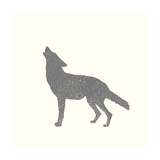 Timber Animals IV Prints by Anna Hambly