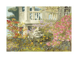 Aquarelle Garden V Posters by Dianne Miller