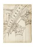 Architects Sketchbook IV Posters par Ethan Harper