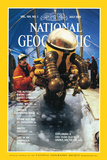 Cover of the July, 1983 National Geographic Magazine Fotografisk tryk af Emory Kristof