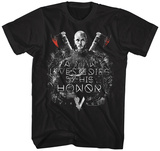 VIKINGS- Live or Die by HONOR T-Shirt