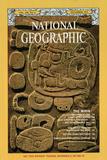 Cover of the December, 1975 National Geographic Magazine Fotografisk tryk af Otis Imboden