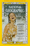 Cover of the July, 1966 National Geographic Magazine Photographic Print by Emory Kristof
