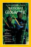 Cover of the October 1980 National Geographic Magazine Photographic Print by Jim Brandenburg