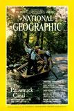 Cover of the June, 1987 National Geographic Magazine Fotografisk tryk af Kenneth Garrett
