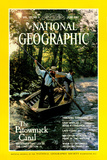 Cover of the June, 1987 National Geographic Magazine Photographic Print by Kenneth Garrett