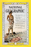 Cover of the July, 1962 National Geographic Magazine Photographic Print by Luis Marden