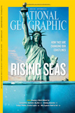 Cover of the March, 2013 National Geographic Magazine Fotografisk tryk