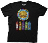Bob's Burgers- Stained Glass T-Shirt