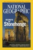 Cover of the June, 2008 National Geographic Magazine Fotografisk tryk af Kenneth Geiger