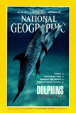 Cover of the September, 1992 National Geographic Magazine Photographic Print by Flip Nicklin