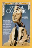 Cover of the May, 1969 National Geographic Magazine Photographic Print by Georg Gerster