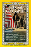 Cover of the May, 1965 National Geographic Magazine Fotografisk tryk af Winfield Parks