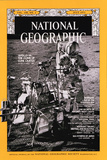 Cover of the July, 1971 National Geographic Magazine Photographic Print by  NASA