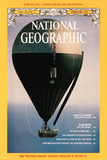 Cover of the February, 1977 National Geographic Magazine Photographic Print by Otis Imboden